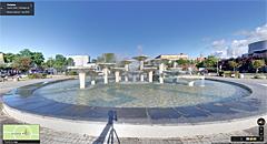 Skwer Kościuszki - fontanna
